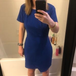 NBD Dresses - NBD x Naven Twins Breathtaking Dress Blue
